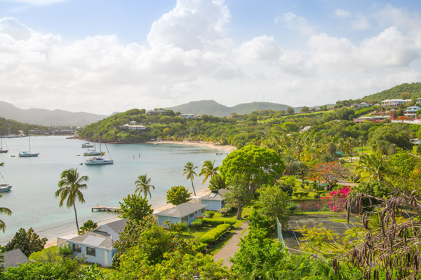 Antigua & Barbuda passport by investment. Cheapest citizenship program.