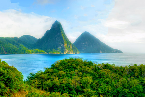 St Lucia citizenship by investment. Get St Lucia passport. St Lucia citizenship by investment program requirements. St Lucia property investment.