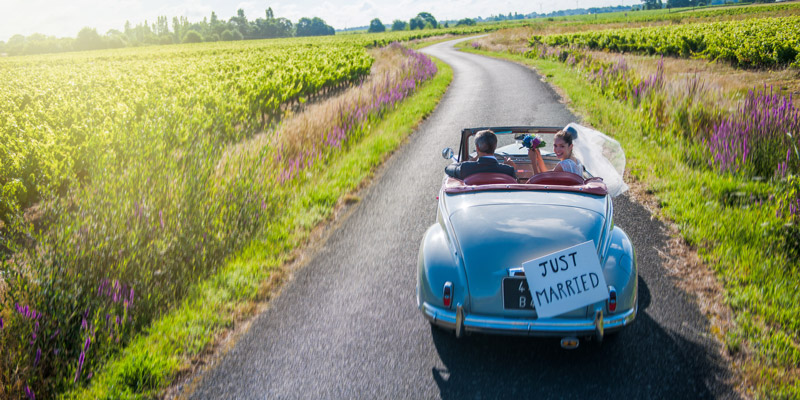 Свадьба за границей Великобритании