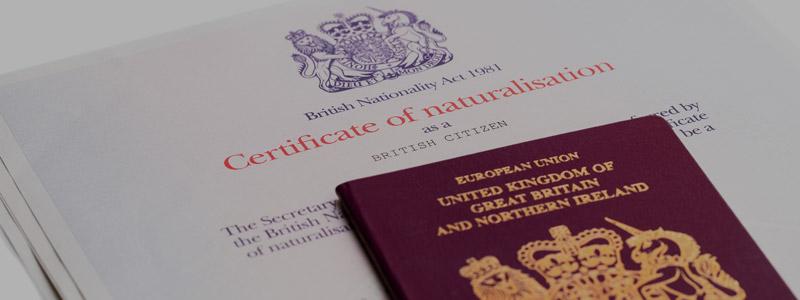 получив второй паспорт или вид на жительство