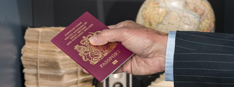 Европейский паспорт можно купить
