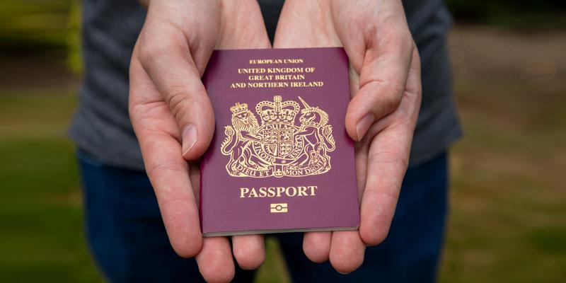 Получение британской визы жены