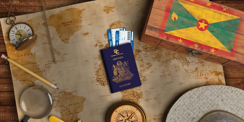 паспорт Гренады для бизнесмена