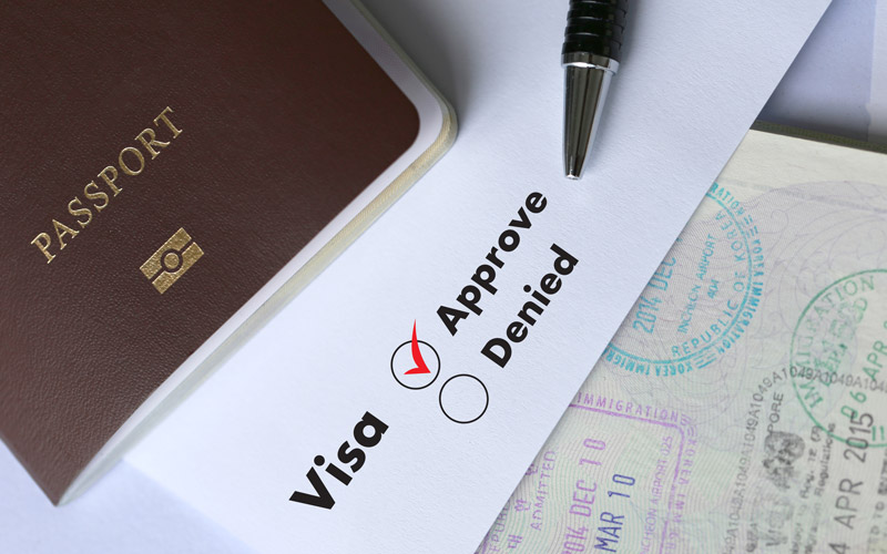 Что делать, если отказали в визе в Великобританию