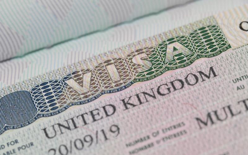 Повторная заявка на визу в Великобританию