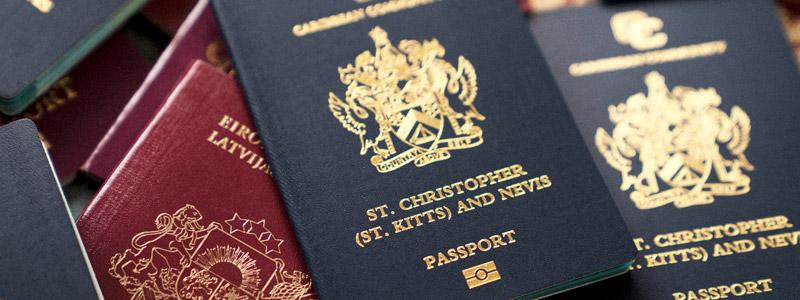 гражданства за инвестиции Сент-Китс и Невис