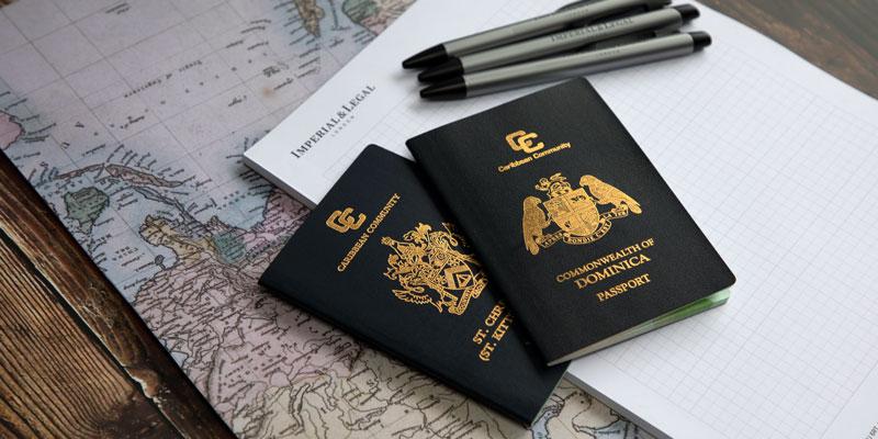 Гражданство и паспорт Доминики