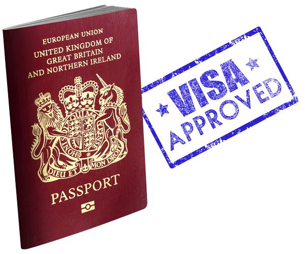 Sole representative Business visa to the UK