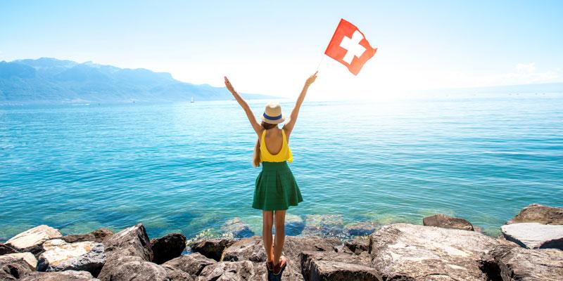 Полученный за инвестиции швейцарский вид на жительство