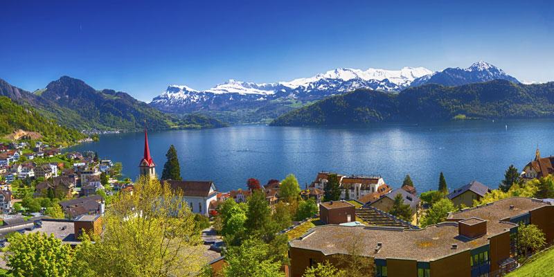 получить вид на жительство в Швейцарии