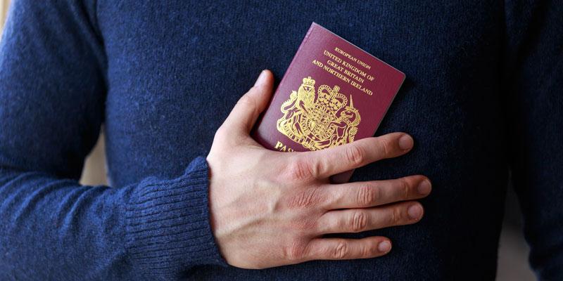 Натурализация в Англии для обладателей семейных виз